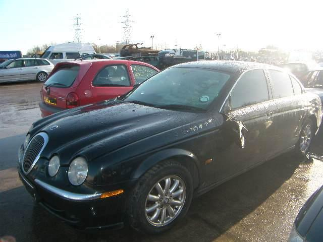 2001 jaguar s type manual