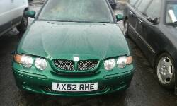 MG ZS+ Breakers, ZS+ ZS+ Reconditioned Parts