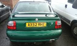 Breaking MG ZS+, ZS+ ZS+ Secondhand Parts