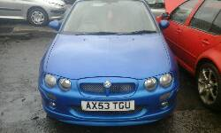 MG ZR+ Dismantlers, ZR+ ZR+ Used Spares