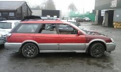 2003 SUBARU LEGACY OUTBACK H6 AUTO breakers