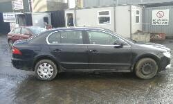 2008 SKODA SUPERB S TDI breakers