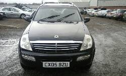 SSANGYONG REXTON Breakers, REXTON RX270 SE5 Reconditioned Parts