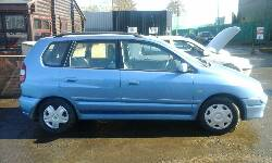 2002 MITSUBISHI SPACE STAR EQUIPPE breakers