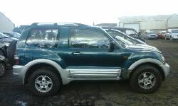 2001 MITSUBISHI SHOGUN DI-D GLS SWB breakers