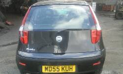 Breaking FIAT PUNTO, PUNTO ACTIVE 8V Secondhand Parts