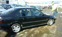 2000 HONDA CIVIC 1.4I S AUTO breakers