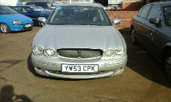 JAGUAR X-TYPE Breakers, X-TYPE V6 SPORT Reconditioned Parts