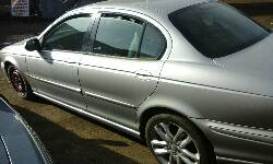 JAGUAR X-TYPE Dismantlers, X-TYPE V6 SPORT Used Spares