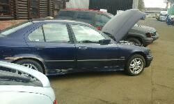 1996 BMW 320 I SE breakers
