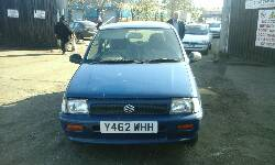 SUZUKI ALTO Breakers, ALTO GL Reconditioned Parts