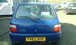 Breaking SUZUKI ALTO, ALTO GL Secondhand Parts