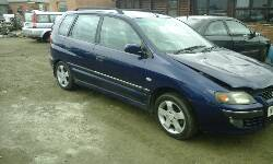 2003 MITSUBISHI SPACE STAR DI-D EQUIPPE breakers