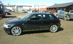 AUDI A3 Dismantlers, A3 1.8 SPORT Used Spares
