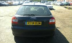Breaking AUDI A3, A3 1.8 SPORT Secondhand Parts