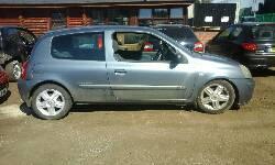 Renault Clio MK3 2005-2012 Rear Tailgate Boot Parcel Shelf