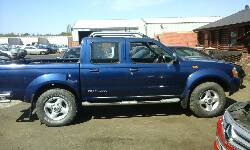 NISSAN NAVARA Breakers, OUTLAW Parts