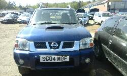 NISSAN NAVARA Breakers, NAVARA OUTLAW Reconditioned Parts