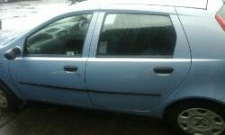 FIAT PUNTO Dismantlers, PUNTO ACTIVE 8V Used Spares