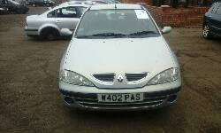 RENAULT MEGANE Breakers, MEGANE RT Reconditioned Parts