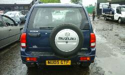 Breaking SUZUKI GRAND, GRAND VITARA 16V SPORT Secondhand Parts