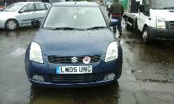 SUZUKI SWIFT Breakers, SWIFT GL Reconditioned Parts