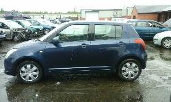 SUZUKI SWIFT Dismantlers, SWIFT GL Used Spares