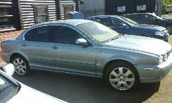 2004 JAGUAR X-TYPE V6 SE AUTO breakers