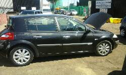 RENAULT MEGANE Breakers, DYNAMIQUE Parts