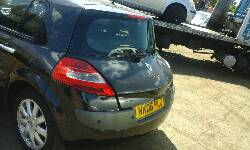 Breaking RENAULT MEGANE, MEGANE DYNAMIQUE Secondhand Parts