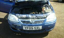 VAUXHALL CORSA Breakers, CORSA BREEZE Reconditioned Parts