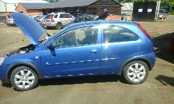 VAUXHALL CORSA Dismantlers, CORSA BREEZE Used Spares