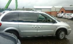 2002 CHRYSLER VOYAGER LX breakers