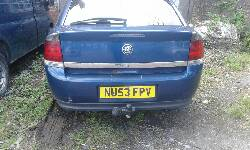 Breaking VAUXHALL VECTRA, VECTRA ACTIVE DTI Secondhand Parts