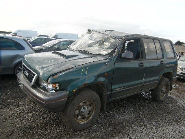 ISUZU TROOPER Breakers, DU Parts