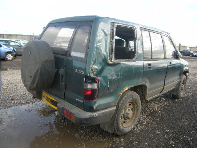 ISUZU TROOPER Dismantlers, TROOPER DU Used Spares