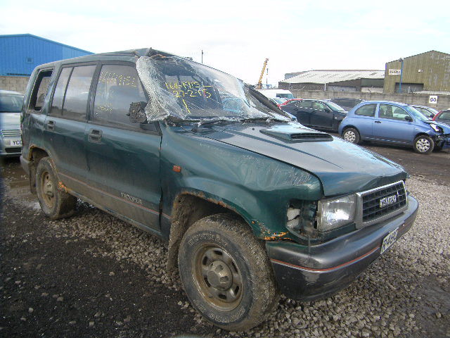 ISUZU TROOPER Breakers, TROOPER DU Reconditioned Parts