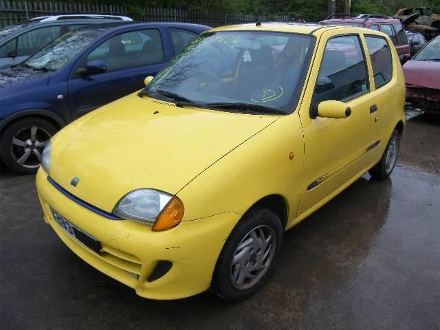 1999 FIAT SEICENTO S
