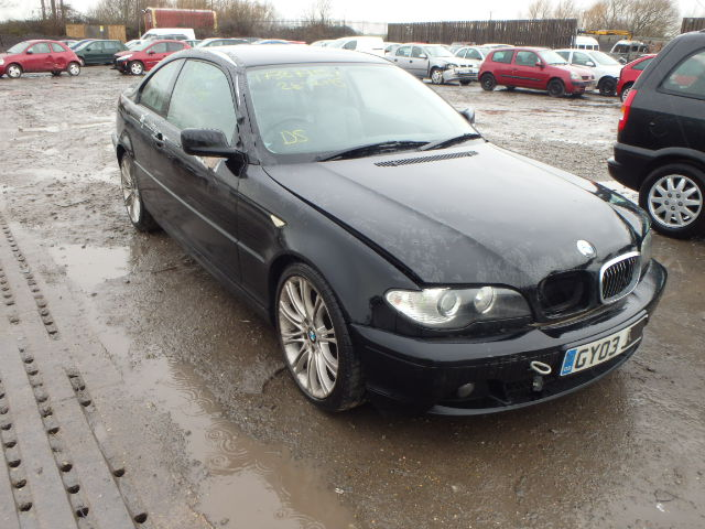 2003 bmw 318 ci se breakers bmw 318 parts bmw 318 breaking. Black Bedroom Furniture Sets. Home Design Ideas