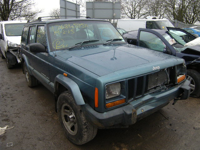 JEEP CHEROKEE Breakers, CHEROKEE S Reconditioned Parts