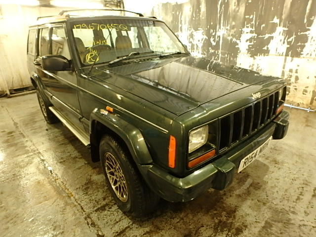 JEEP CHEROKEE Breakers, CHEROKEE T Reconditioned Parts