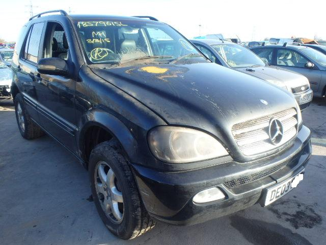 2003 mercedes ml 270 cdi breakers mercedes ml parts mercedes ml breaking. Black Bedroom Furniture Sets. Home Design Ideas