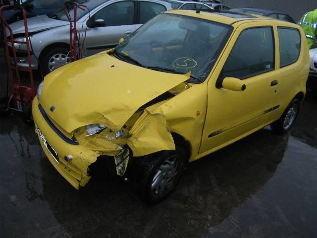 2000 FIAT SEICENTO S