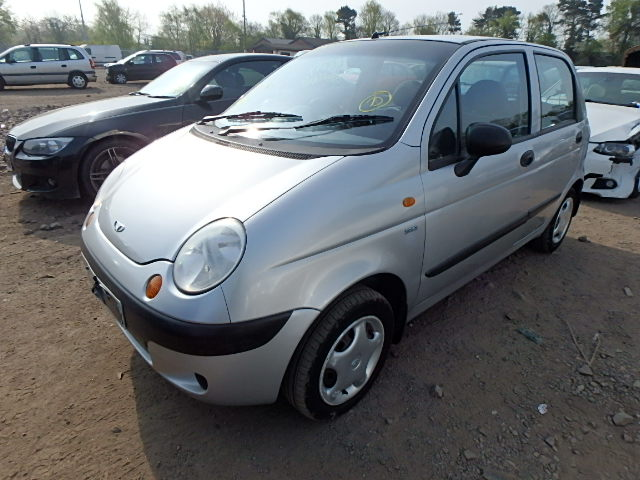 2001 DAEWOO MATIZ SE breakers