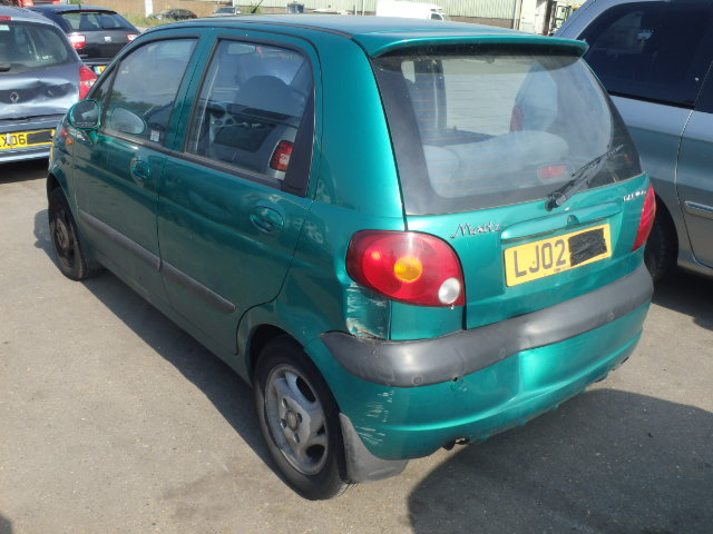 Breaking DAEWOO MATIZ, MATIZ EZ P Secondhand Parts