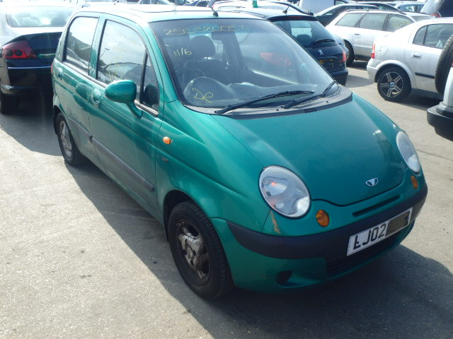 DAEWOO MATIZ Breakers, MATIZ EZ P Reconditioned Parts