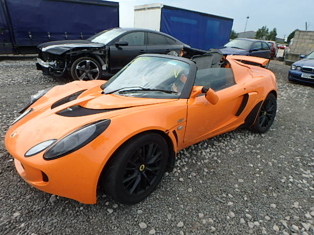 2006 LOTUS EXIGE S SP breakers