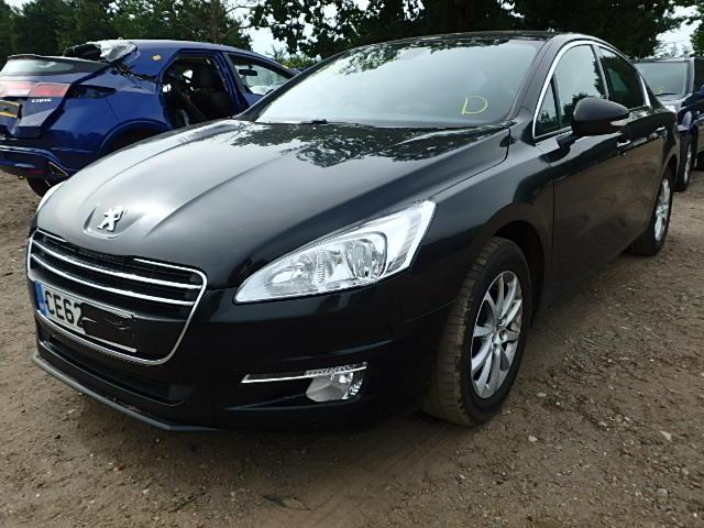 CLIMAIR Car Wind Deflectors PEUGEOT 508 5 Door Estate 2011 onwards SET