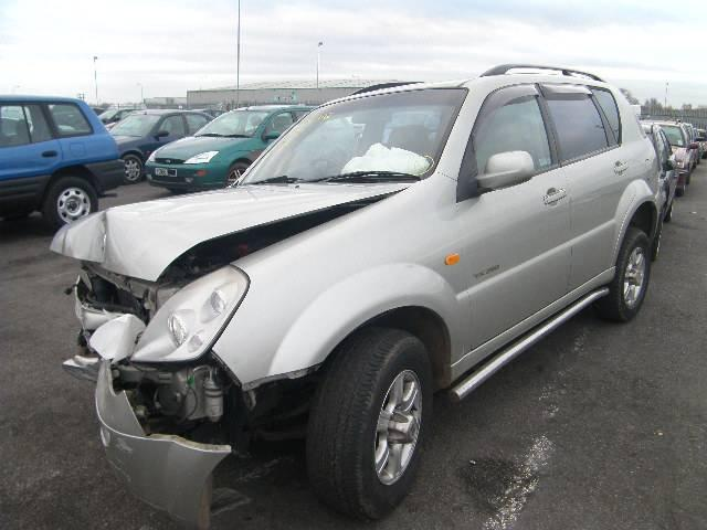 Ssangyong REXTON Breakers, RX2 Parts