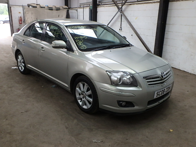 toyota avensis 2008 parts